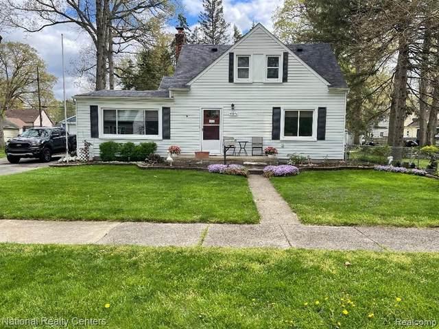 33235 Pierce Street Street, Garden City, MI 48135 (MLS #R2210032783) :: Berkshire Hathaway HomeServices Snyder & Company, Realtors®
