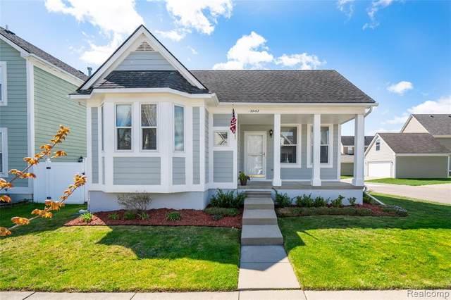 32162 Montclair Street, New Haven, MI 48048 (MLS #R2210031607) :: Berkshire Hathaway HomeServices Snyder & Company, Realtors®