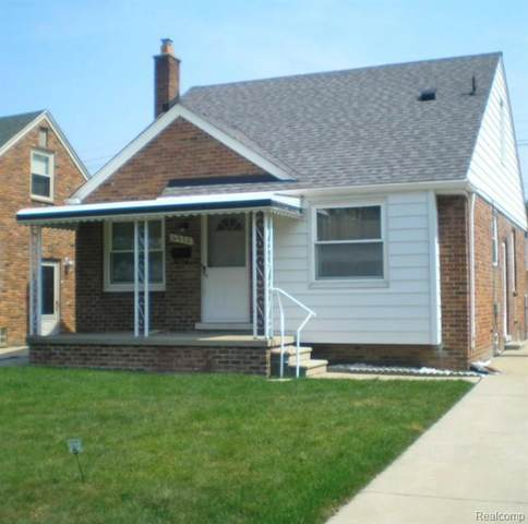 6970 N Vernon Street, Dearborn Heights, MI 48127 (MLS #R2210032797) :: Berkshire Hathaway HomeServices Snyder & Company, Realtors®