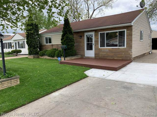 25143 Fern St, Roseville, MI 48066 (MLS #R2210032801) :: Berkshire Hathaway HomeServices Snyder & Company, Realtors®