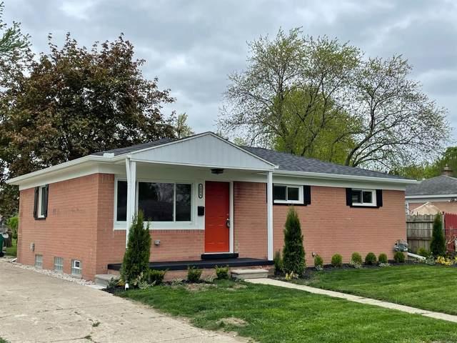 1594 Andrea Street, Ypsilanti, MI 48198 (MLS #3280741) :: Berkshire Hathaway HomeServices Snyder & Company, Realtors®