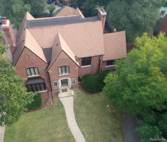 19180 Canterbury Road, Detroit, MI 48221 (MLS #R2210032815) :: Berkshire Hathaway HomeServices Snyder & Company, Realtors®