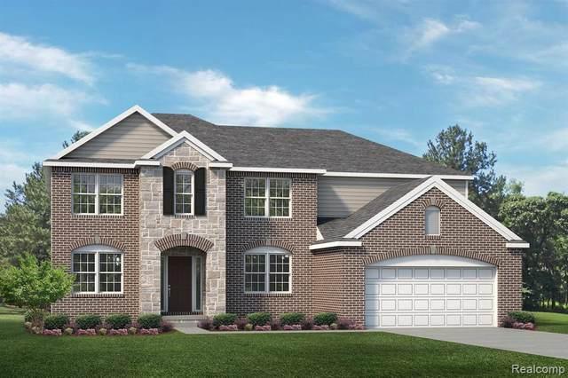 430 Pineway Drive, Ann Arbor, MI 48103 (MLS #R2210032816) :: Berkshire Hathaway HomeServices Snyder & Company, Realtors®