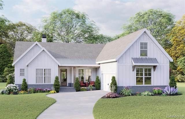 1087 Invitational Drive, Metamora, MI 48455 (MLS #R2210032444) :: Berkshire Hathaway HomeServices Snyder & Company, Realtors®