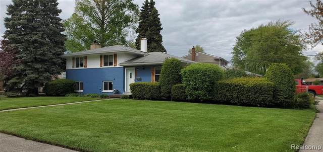 39408 Parklawn Drive, Sterling Heights, MI 48313 (MLS #R2210032818) :: Berkshire Hathaway HomeServices Snyder & Company, Realtors®