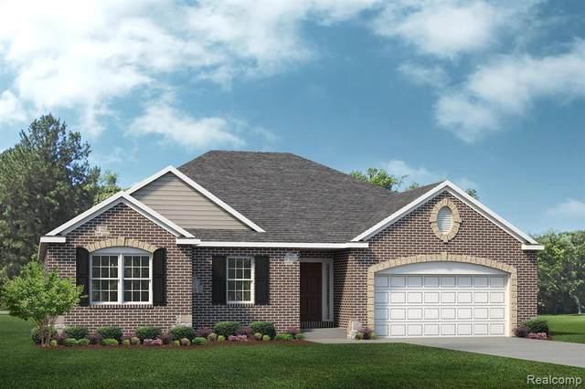 434 Pineway Drive, Ann Arbor, MI 48103 (MLS #R2210032819) :: Berkshire Hathaway HomeServices Snyder & Company, Realtors®