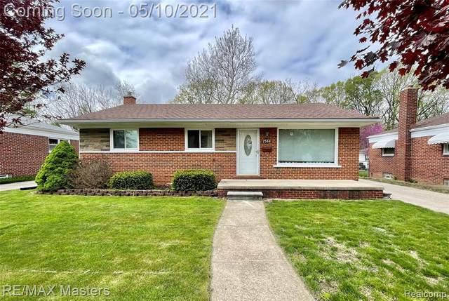 2566 Longmeadow Drive, Trenton, MI 48183 (MLS #R2210032427) :: Berkshire Hathaway HomeServices Snyder & Company, Realtors®