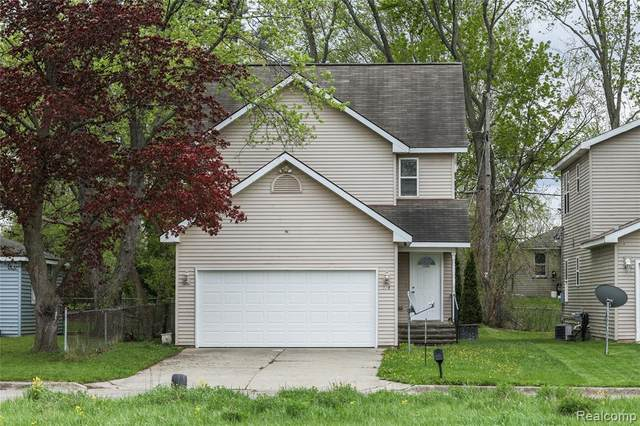 374 Lehigh Avenue, Pontiac, MI 48340 (MLS #R2210032824) :: Berkshire Hathaway HomeServices Snyder & Company, Realtors®