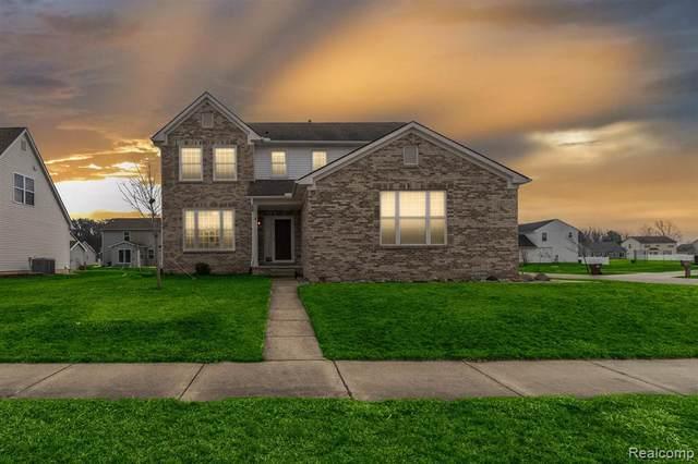 2092 Tahoe Drive, Monroe, MI 48162 (MLS #R2210033144) :: Berkshire Hathaway HomeServices Snyder & Company, Realtors®