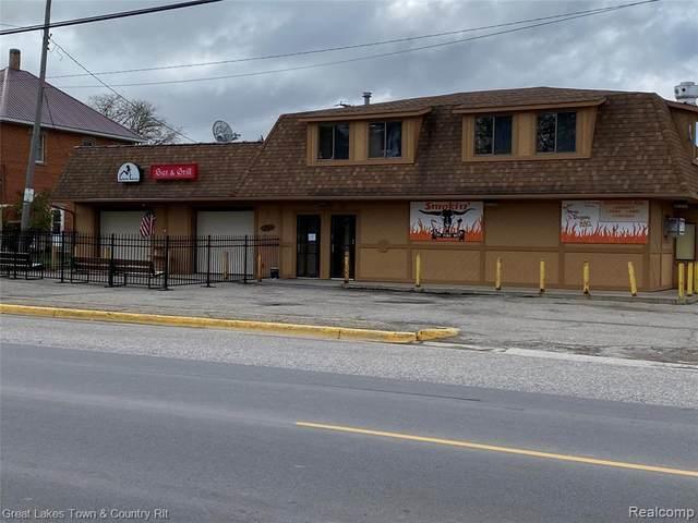 4397 Main Street, Brown City, MI 48416 (MLS #R2210033322) :: Berkshire Hathaway HomeServices Snyder & Company, Realtors®