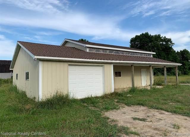 1107 E Applegate Road, Sandusky, MI 48471 (MLS #R2210033363) :: Berkshire Hathaway HomeServices Snyder & Company, Realtors®