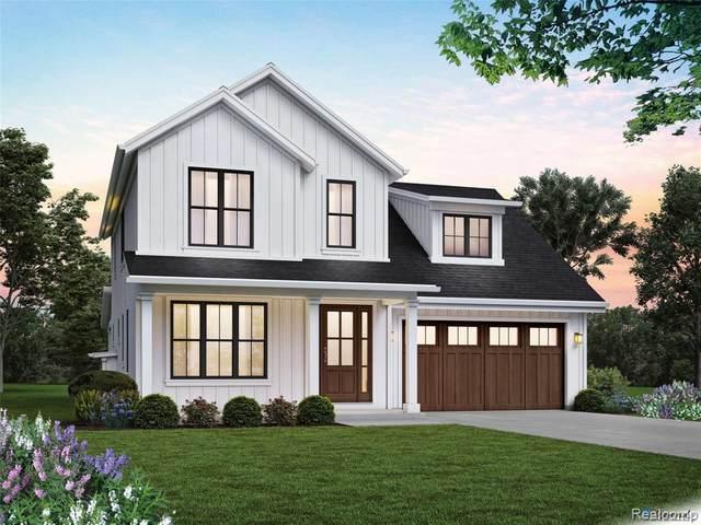 8315 Pleasant, Goodrich, MI 48438 (MLS #R2210033163) :: Berkshire Hathaway HomeServices Snyder & Company, Realtors®