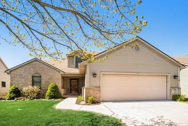 421 Sumark Way, Ann Arbor, MI 48103 (MLS #3280791) :: Berkshire Hathaway HomeServices Snyder & Company, Realtors®