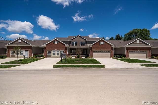 3091 Bridgewater, Auburn Hills, MI 48326 (MLS #R2210031372) :: Berkshire Hathaway HomeServices Snyder & Company, Realtors®