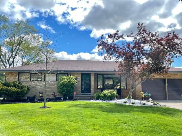 1439 Covington Drive, Ann Arbor, MI 48103 (MLS #3280855) :: Berkshire Hathaway HomeServices Snyder & Company, Realtors®