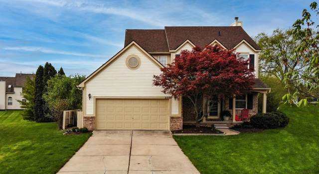 2389 Rockport Court, Ann Arbor, MI 48103 (MLS #3280858) :: Berkshire Hathaway HomeServices Snyder & Company, Realtors®