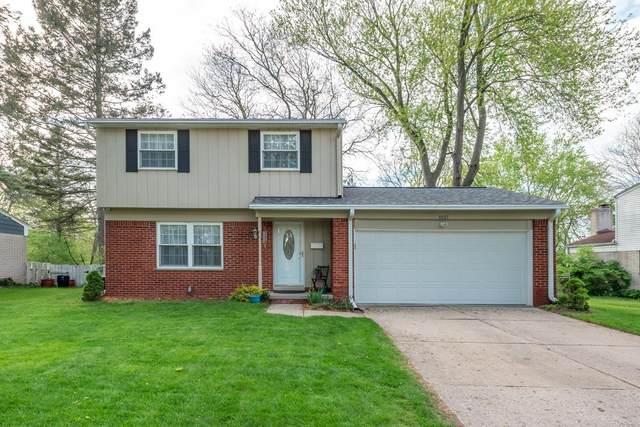 1067 Louise Street, Ypsilanti, MI 48197 (MLS #3280772) :: Berkshire Hathaway HomeServices Snyder & Company, Realtors®