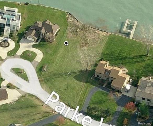 0 Parke Lane, Grosse Ile, MI 48138 (MLS #R2210025159) :: Berkshire Hathaway HomeServices Snyder & Company, Realtors®