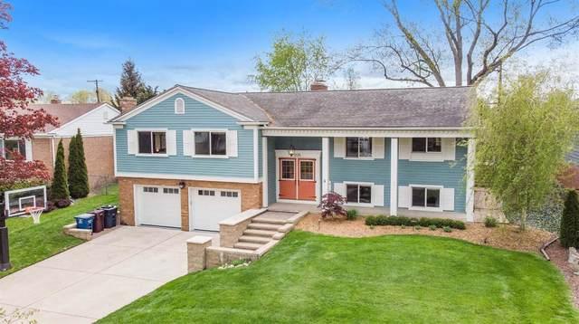 1235 Glen Leven Road, Ann Arbor, MI 48103 (MLS #3280403) :: Berkshire Hathaway HomeServices Snyder & Company, Realtors®