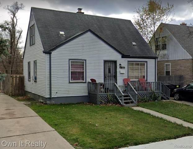 20025 Tireman Street, Detroit, MI 48228 (MLS #R2210028602) :: Berkshire Hathaway HomeServices Snyder & Company, Realtors®