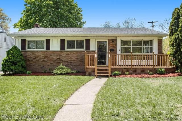 1052 Juneau Road, Ypsilanti, MI 48198 (MLS #R2210034690) :: Berkshire Hathaway HomeServices Snyder & Company, Realtors®