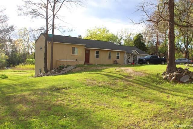 7415 Linden Road, Fenton, MI 48430 (MLS #R2210034687) :: Berkshire Hathaway HomeServices Snyder & Company, Realtors®
