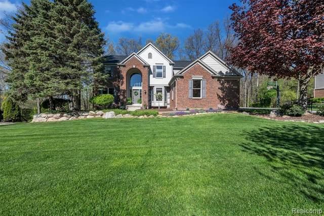 7362 Oakstone Drive, Clarkston, MI 48348 (MLS #R2210034104) :: Berkshire Hathaway HomeServices Snyder & Company, Realtors®
