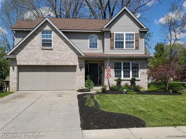 248 Pine Valley, Linden, MI 48451 (MLS #R2210034734) :: Berkshire Hathaway HomeServices Snyder & Company, Realtors®