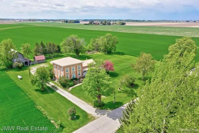 5821 Dixon Road, Vassar, MI 48768 (MLS #R2210033718) :: Berkshire Hathaway HomeServices Snyder & Company, Realtors®