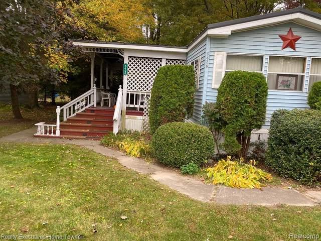 5426 Cedar Dr # 46 Street, Croswell, MI 48422 (MLS #R2210033848) :: Berkshire Hathaway HomeServices Snyder & Company, Realtors®