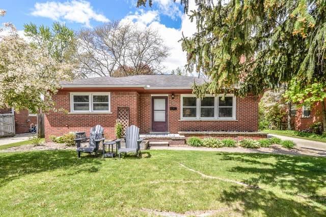 1476 Marian Avenue, Ann Arbor, MI 48103 (MLS #3280904) :: Berkshire Hathaway HomeServices Snyder & Company, Realtors®