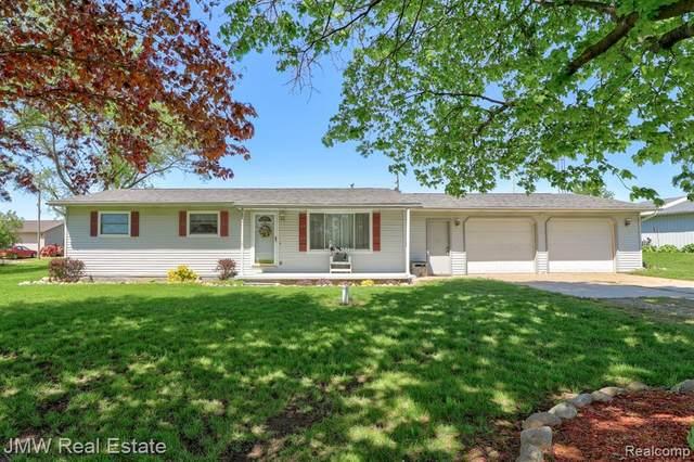 3698 Barnes Road, Millington, MI 48746 (MLS #R2210034553) :: Berkshire Hathaway HomeServices Snyder & Company, Realtors®