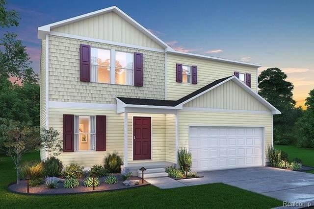 1656 Greenway Drive, Ypsilanti, MI 48198 (MLS #R2210035078) :: Berkshire Hathaway HomeServices Snyder & Company, Realtors®
