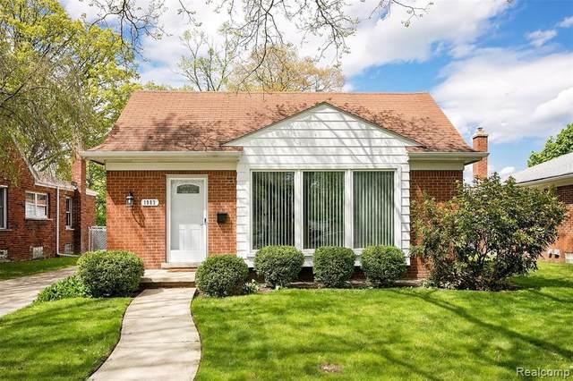1983 E Lincoln Street, Birmingham, MI 48009 (MLS #R2210035283) :: Berkshire Hathaway HomeServices Snyder & Company, Realtors®