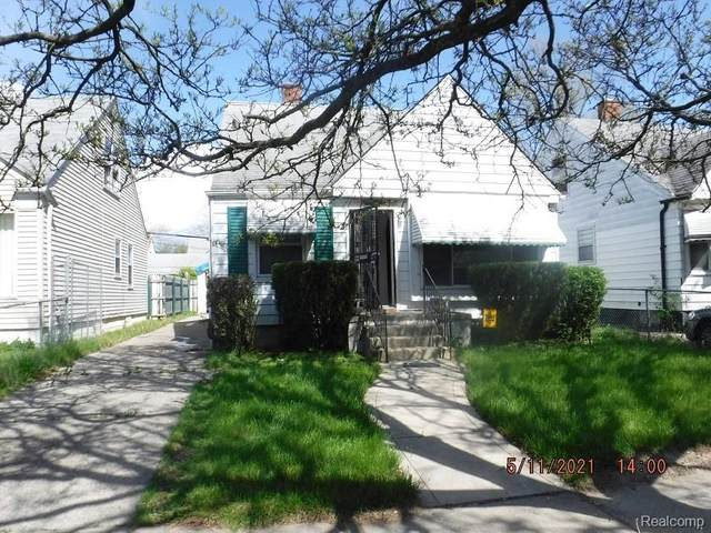 19358 Asbury Park, Detroit, MI 48235 (MLS #R2210035356) :: Berkshire Hathaway HomeServices Snyder & Company, Realtors®
