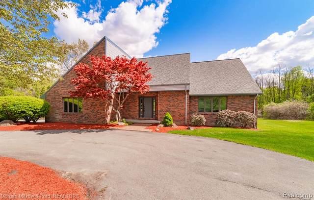 7748 Ranch Estates Road, Clarkston, MI 48348 (MLS #R2210035371) :: Berkshire Hathaway HomeServices Snyder & Company, Realtors®