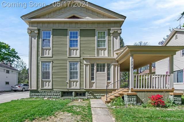 333 E Saint Clair Street, Almont, MI 48003 (MLS #R2210035374) :: Berkshire Hathaway HomeServices Snyder & Company, Realtors®