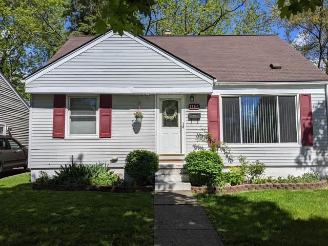 1161 Hull Avenue, Ypsilanti, MI 48198 (MLS #3280957) :: Berkshire Hathaway HomeServices Snyder & Company, Realtors®