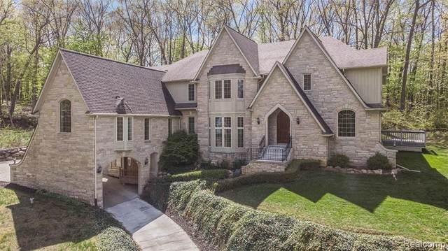 6705 College Park, Clarkston, MI 48346 (MLS #R2210034599) :: Berkshire Hathaway HomeServices Snyder & Company, Realtors®