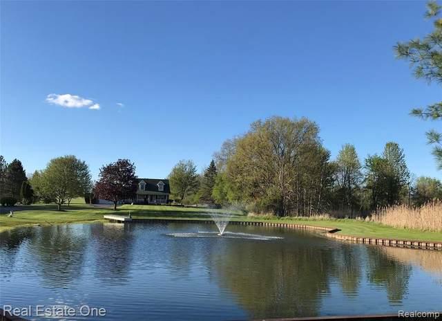 4576 Stewart Road, Metamora, MI 48455 (MLS #R2210035143) :: Berkshire Hathaway HomeServices Snyder & Company, Realtors®