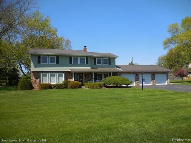 6896 Thelman Avenue, Brown City, MI 48416 (MLS #R2210035530) :: Berkshire Hathaway HomeServices Snyder & Company, Realtors®