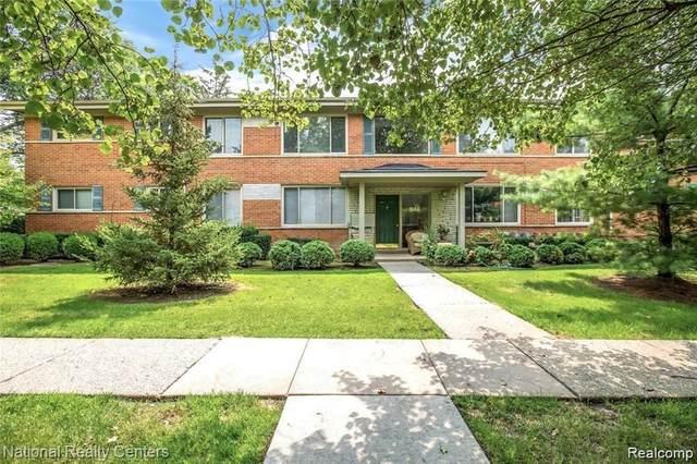 946 N Adams Rd Unit 7, Birmingham, MI 48009 (MLS #R2210028045) :: Berkshire Hathaway HomeServices Snyder & Company, Realtors®