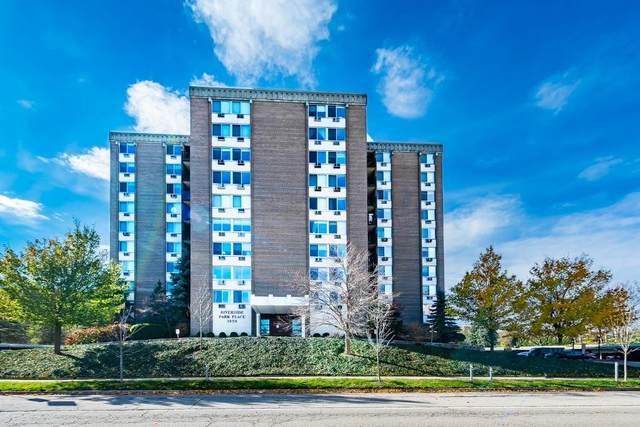 1050 Wall Street 3E, Ann Arbor, MI 48105 (MLS #3280971) :: Berkshire Hathaway HomeServices Snyder & Company, Realtors®