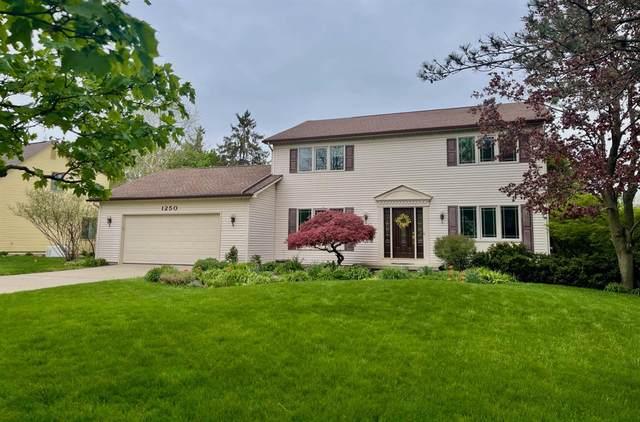 1250 Morehead Court, Ann Arbor, MI 48103 (MLS #3280867) :: Berkshire Hathaway HomeServices Snyder & Company, Realtors®