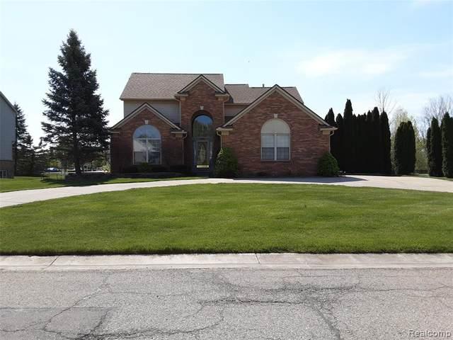 5997 Spring Meadow, Clarkston, MI 48348 (MLS #R2210035630) :: Berkshire Hathaway HomeServices Snyder & Company, Realtors®