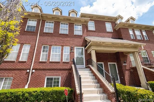 23350 Cornerstone Village Drive, Southfield, MI 48075 (MLS #R2210035334) :: Berkshire Hathaway HomeServices Snyder & Company, Realtors®