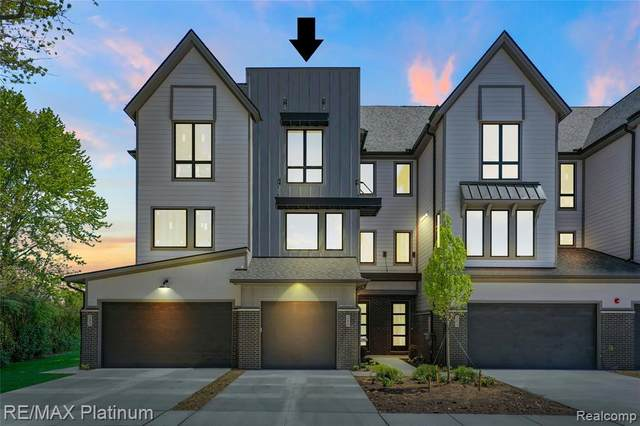 286 N First Street, Brighton, MI 48116 (MLS #R2210034876) :: Berkshire Hathaway HomeServices Snyder & Company, Realtors®