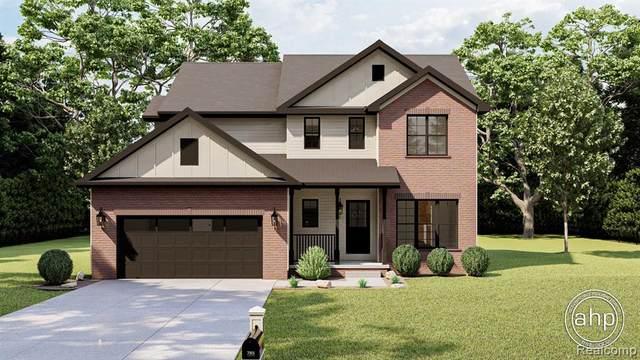 661 Francesco, Dearborn, MI 48124 (MLS #R2210035817) :: Berkshire Hathaway HomeServices Snyder & Company, Realtors®