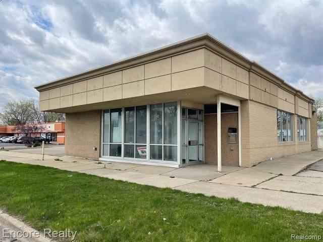 4036 Dix Hwy, Lincoln Park, MI 48146 (MLS #R2210037547) :: Berkshire Hathaway HomeServices Snyder & Company, Realtors®