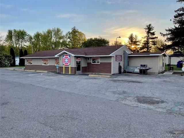 104 N Main Street, Oakley, MI 48649 (MLS #R2210036599) :: Berkshire Hathaway HomeServices Snyder & Company, Realtors®